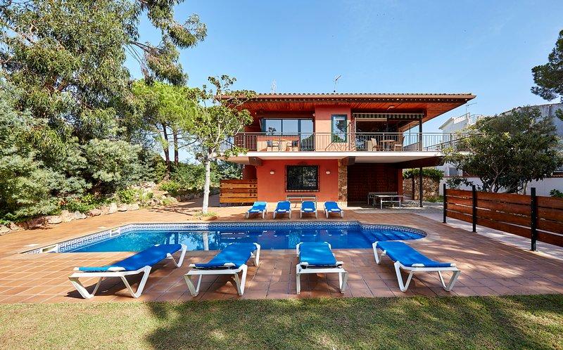 Villa Montane, Ferienwohnung in Tossa de Mar