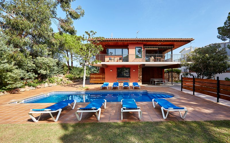 Villa Montane – semesterbostad i Tossa de Mar