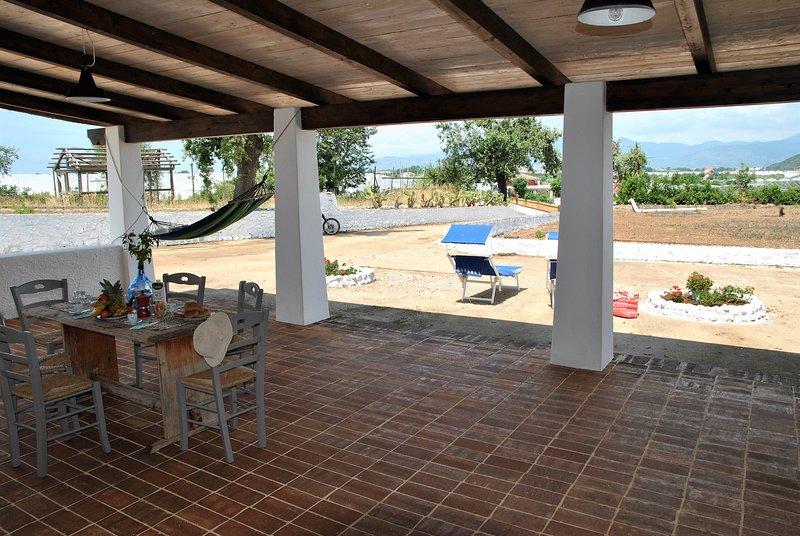 Fazenda Pablitolake, sea and relaxation in Sperlonga, holiday rental in Salto di Fondi