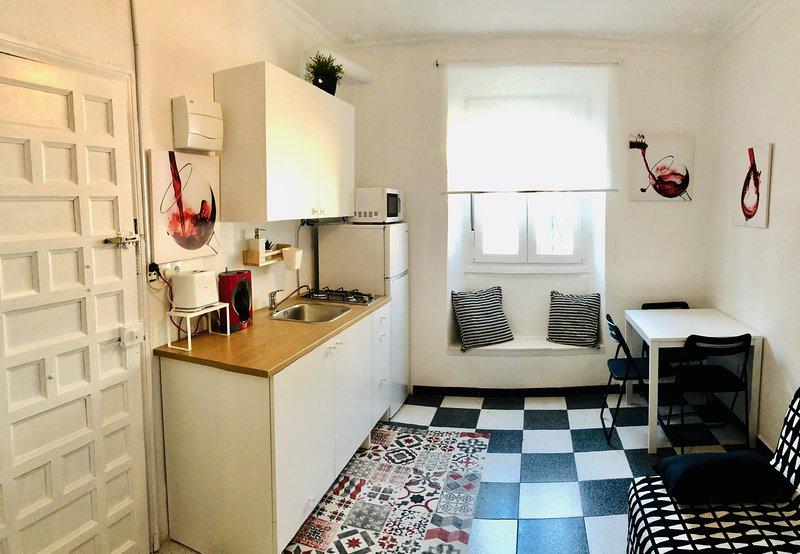 Apartamento El Flamenco, alquiler de vacaciones en Jerez de la Frontera