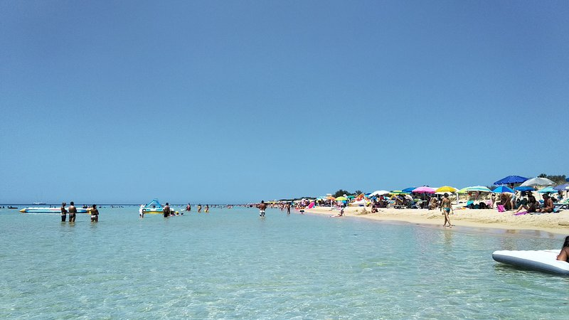 Beaches of Salento at 15 km.