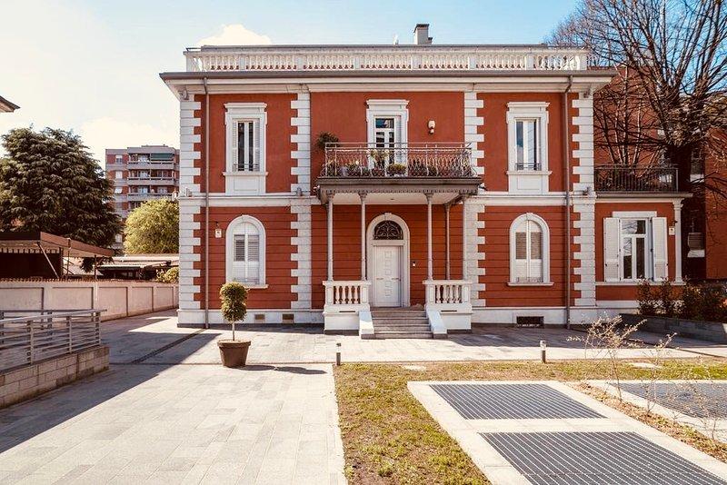 Casa Lulù - Romantic & Smart Stay in Milan, Ferienwohnung in Sesto San Giovanni