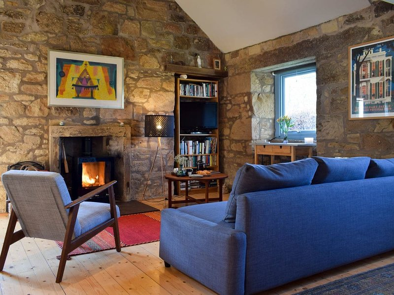 The Outside Room, vacation rental in Auchtermuchty