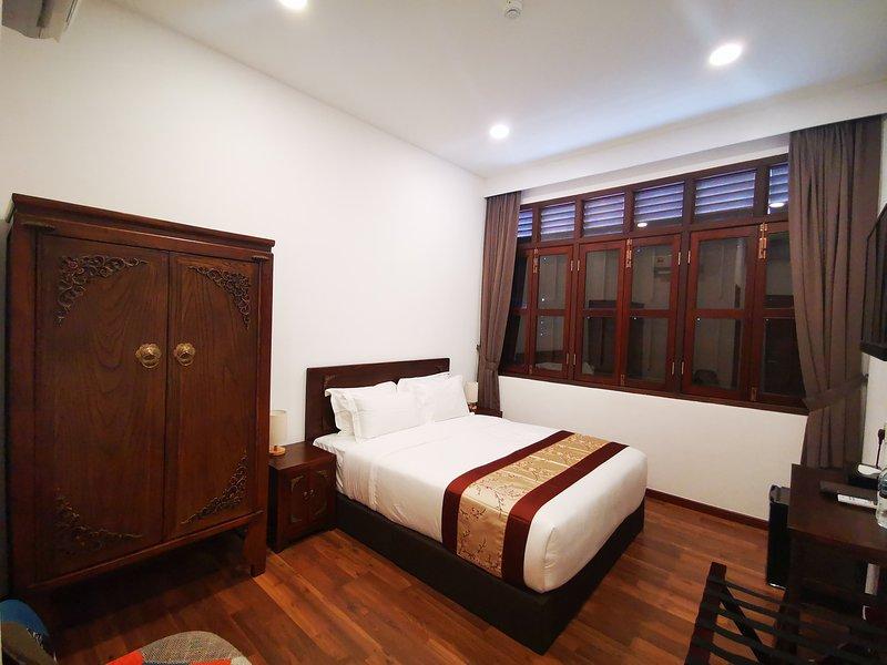 Mclane Boutique Hotel (Super Queen), vacation rental in Seberang Jaya