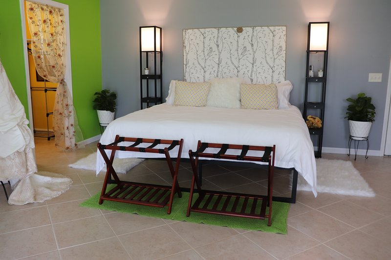 Evangeline's Bed and Breakfast, Pure and Simple, location de vacances à Whigham