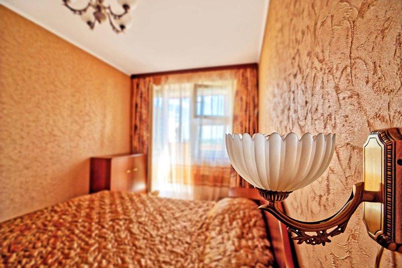 Bright house near Maryinsky Park, alquiler vacacional en Zheleznodorozhny
