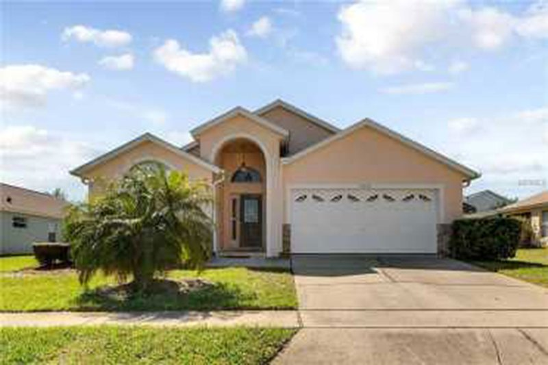 A great 5 bedroom house perfect for a family vacation, holiday rental in Bay Lake