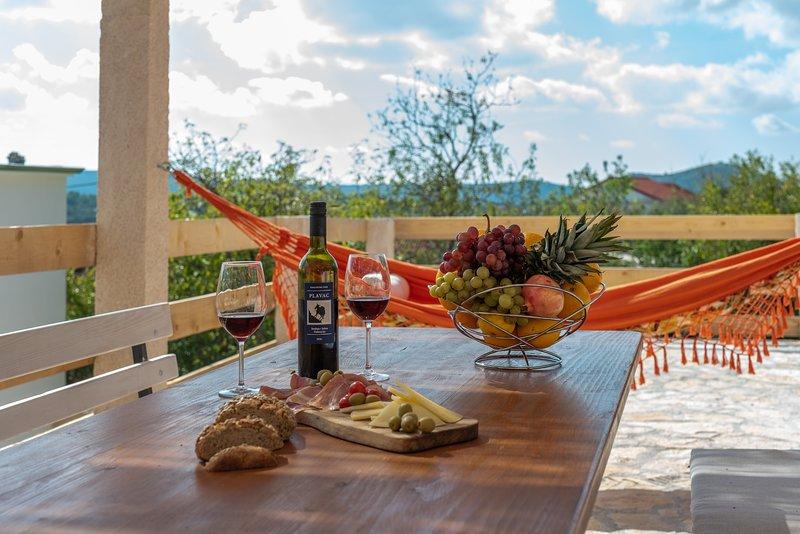 Eden Mediterranean Home, vacation rental in Vrsine