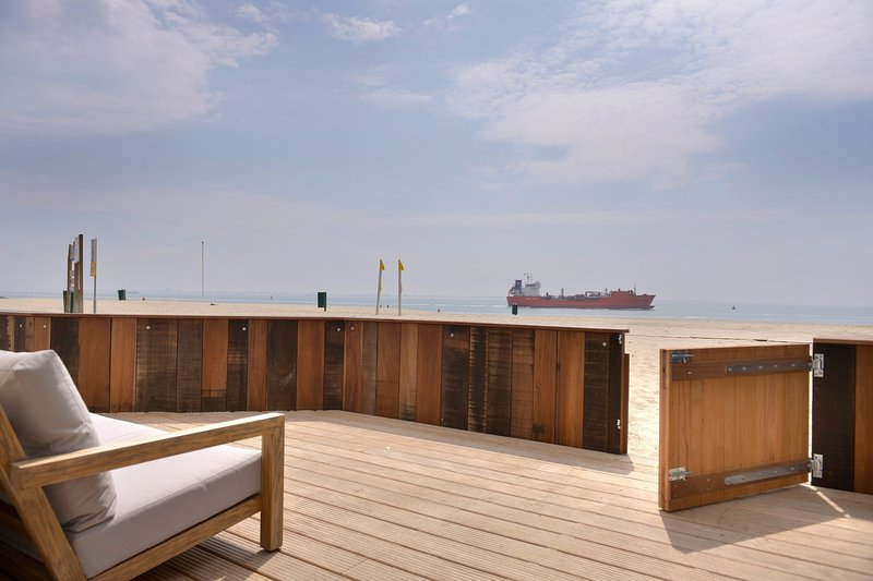 4-persoons Beachroom op het strand in Vlissingen, holiday rental in Vlissingen