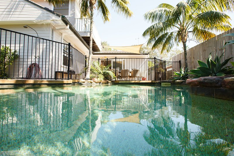 Golden Triangle Villa, holiday rental in Bilgola