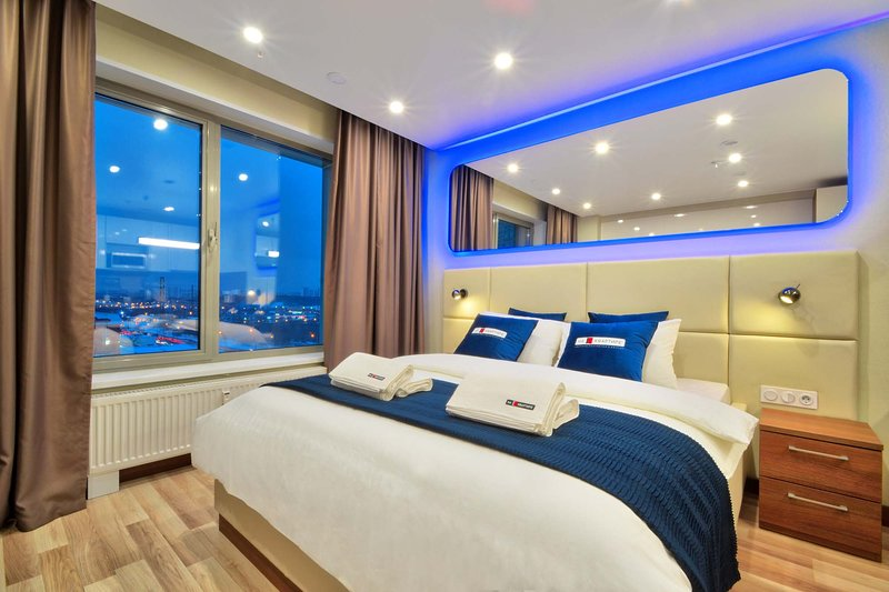 Designer Apartments at YE's Apart hotel | 1112, holiday rental in Krasnogorsk