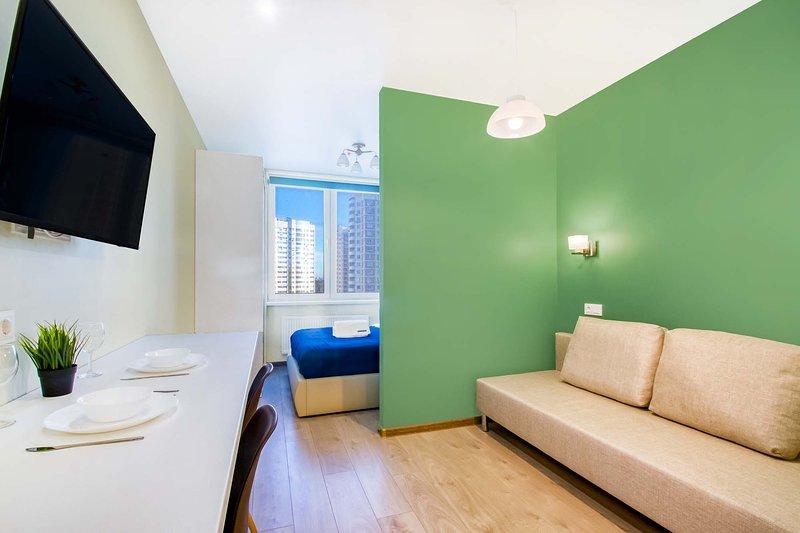 Apartments in Solntsevo | 210A, alquiler de vacaciones en Varvarino