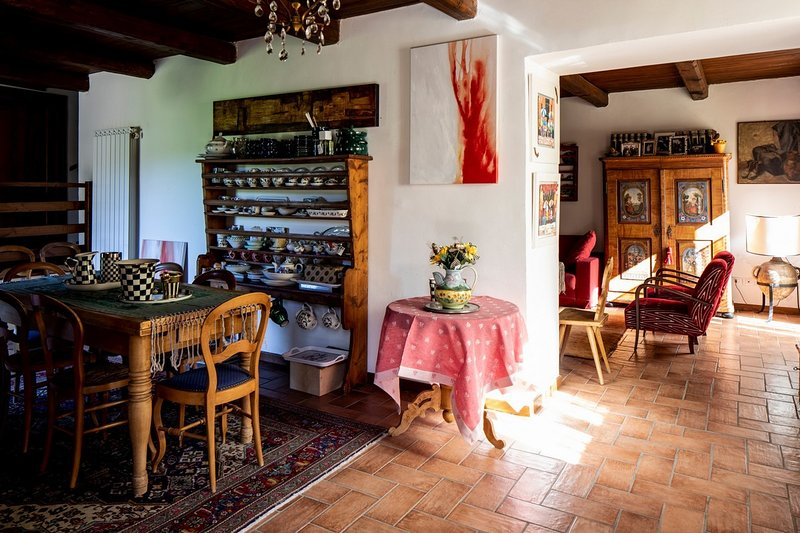 Casale Nasca, vacation rental in Camerino