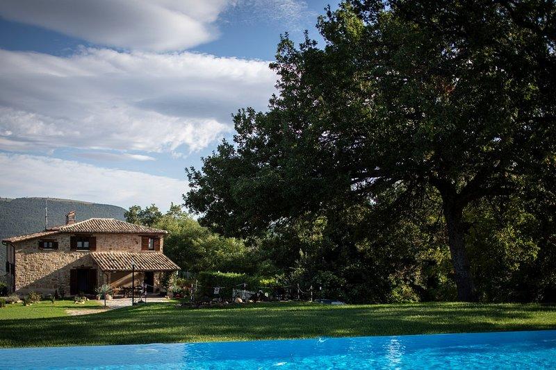 Casale Nasca, location de vacances à Serravalle di Chienti
