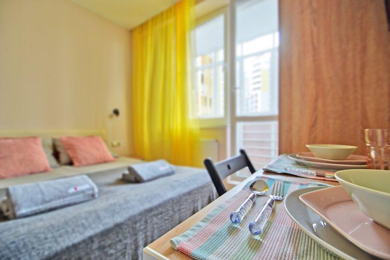 Apartments in Solntsevo | 71A, alquiler de vacaciones en Varvarino