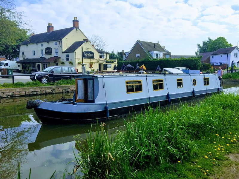 East Midlands Leisure Hire, Canal Boat and Motorhome Rentals, holiday rental in Breedon on the Hill