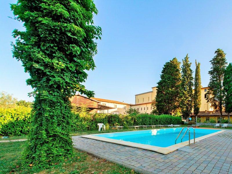Residence la Poggerina - (Apt.1) appartamento nel chianti, holiday rental in Ponte Agli Stolli