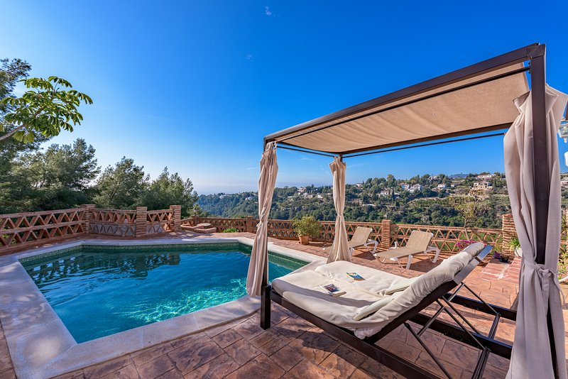 LA RESERVA, vacation rental in Frigiliana