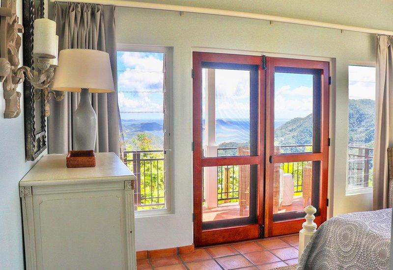 Mystic Ridge Villa, vacation rental in Virgin Islands National Park