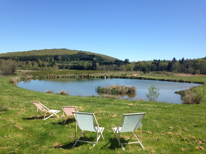Domaine de Montsermage, holiday rental in Diancey