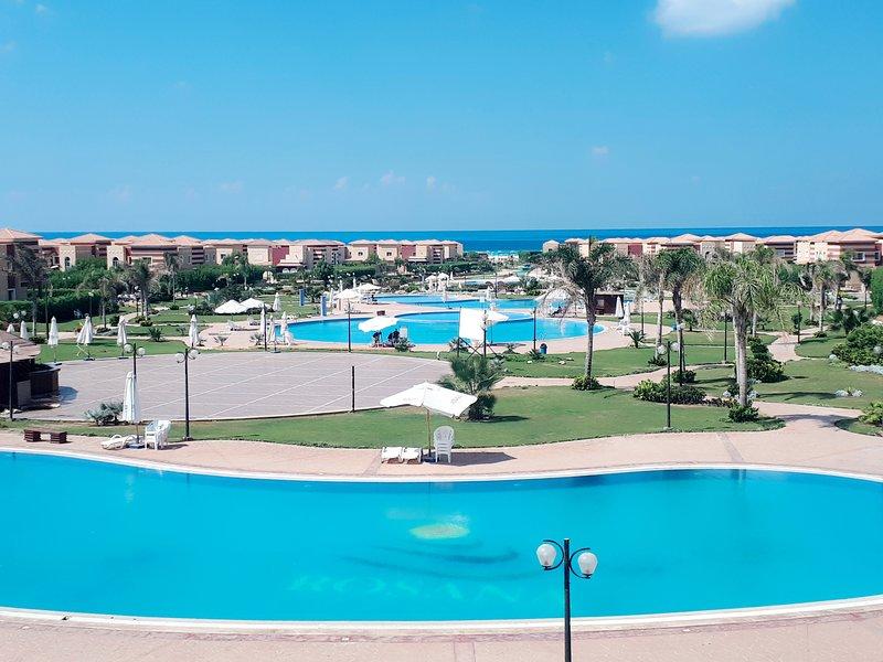 Villa at Rosana Resort, casa vacanza a Alexandria