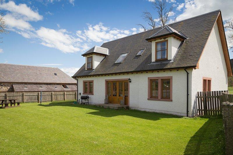 Holly House Wester Derry Farm, vacation rental in Kirriemuir