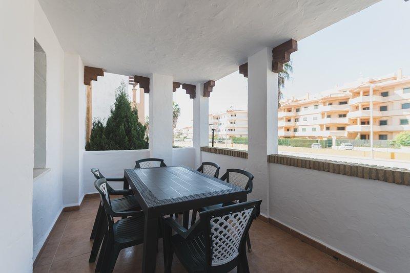 Apartamento Snap - a pie de playa, vacation rental in Facinas