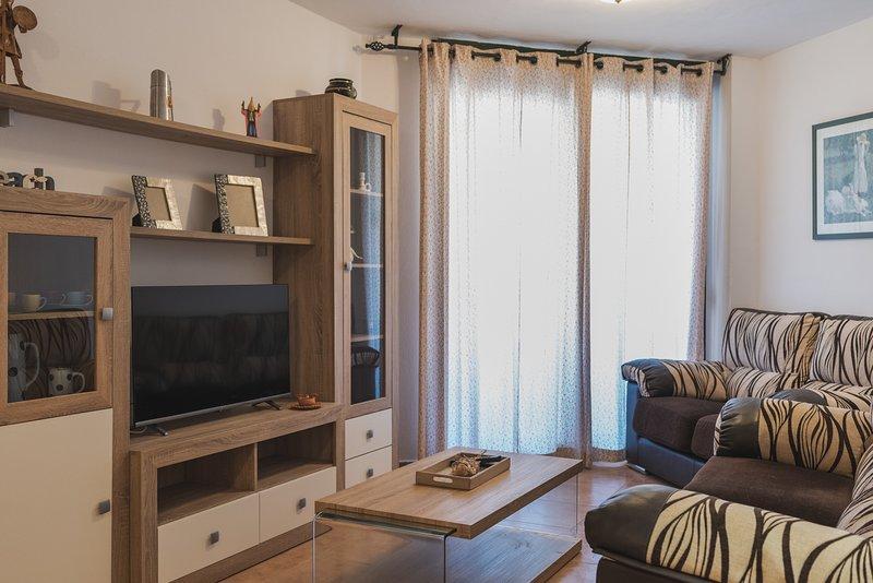Apartamento Snap - a pie de playa, holiday rental in Bolonia