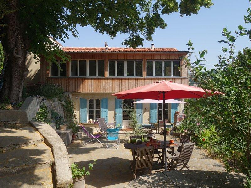 Maison du Tilleul, holiday rental in Buoux