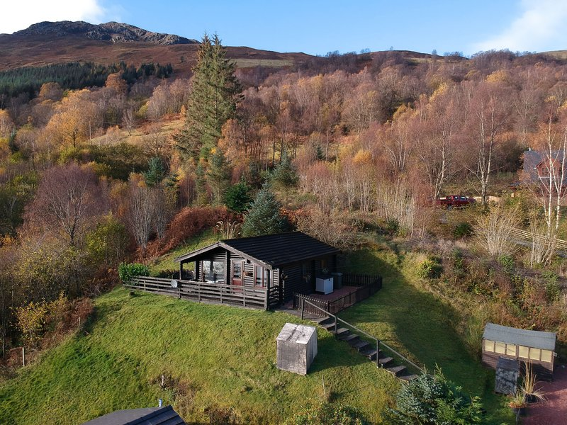 Highand Lodges, alquiler vacacional en Letterfinlay