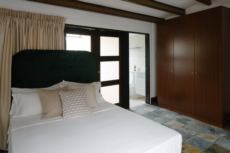 La hermosa Suite Halia en Banda House.