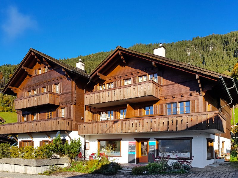 Chalet Burgfeld, vacation rental in Spiez