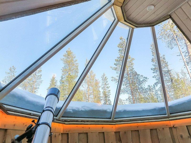 Arctic hut, laanila, holiday rental in Saariselka