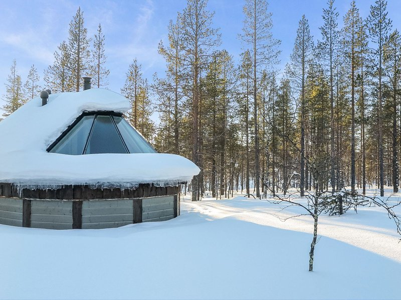 Arctic hut, laanila, vacation rental in Saariselka