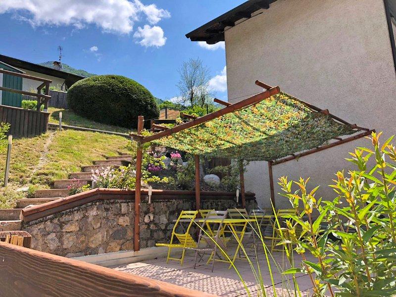 Maya, vacation rental in Molina di Ledro