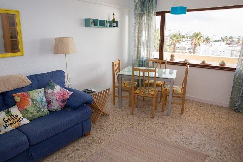 1 Bedroom Apartment – semesterbostad i Mojacar Playa