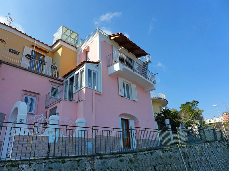 The Pink, holiday rental in Barano d'Ischia