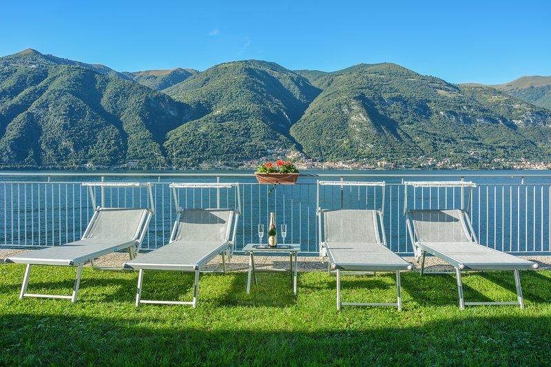 Bellagio Villas - Norma overlooking the Lake, vacation rental in Lezzeno