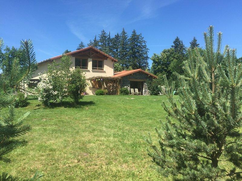 Alcove Du Velay- Le Puy En Velay - Mesange, holiday rental in Polignac