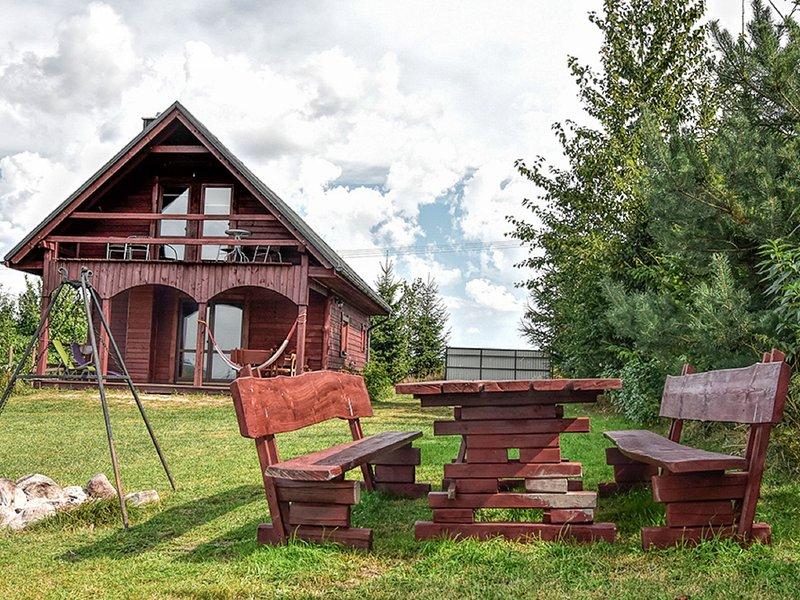 Skarlinówka, vacation rental in Brodnica