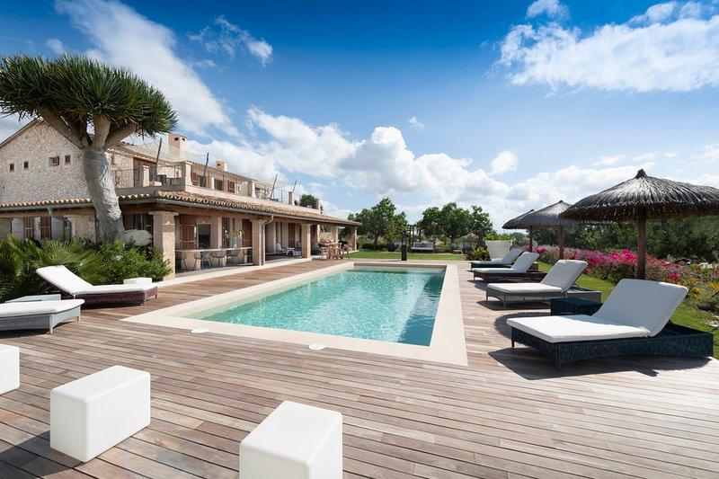 Villa Carta, vacation rental in Selva