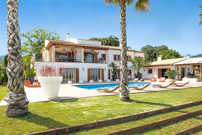Villa Magna, casa vacanza a Caimari