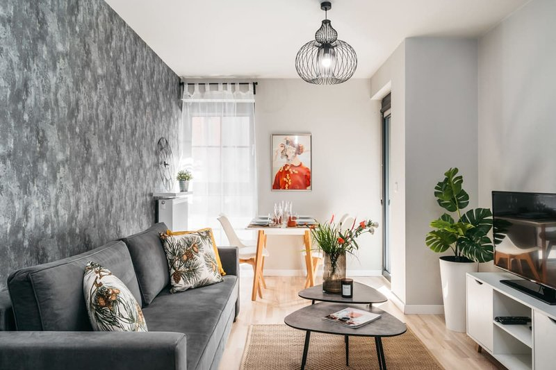 Elegant place in modern residence in the heart of Jewish Quarter Old Town, holiday rental in Wieliczka