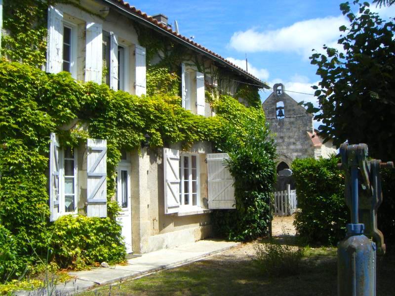 Le Clos Léparon, holiday rental in Saint Martin de Coux