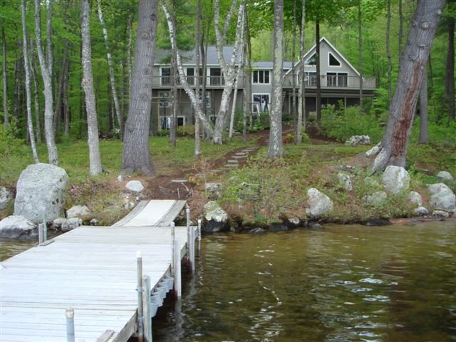 Lakehouse Moose Pond, vacation rental in Harrison