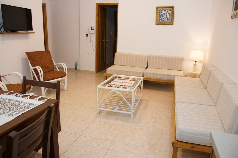 Apartment with mountain view, holiday rental in Meronas