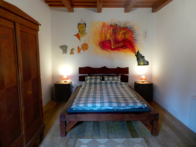 Rustic but modern guesthouse near thermal lake and bath, holiday rental in Zala County