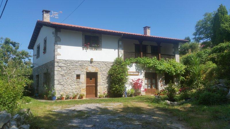 Apartamento de 2 habitaciones, alquiler de vacaciones en Ribadesella