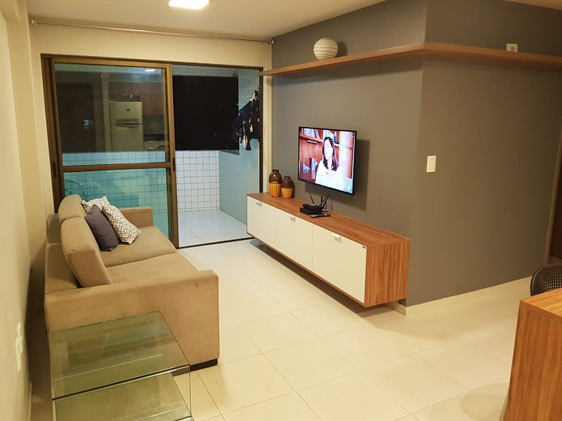 Lindo Apartamento 2 Quartos, holiday rental in Maceio