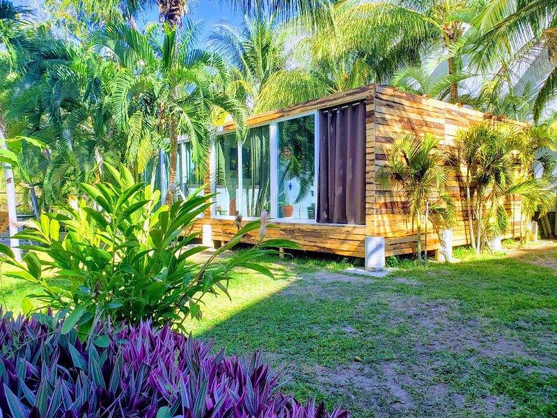 Huatulco Luxury Bungalow 105 Duplex 6 Pax, Golf&Beach walk, Barcelo access*, holiday rental in Santa Maria Huatulco